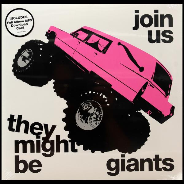 Join Us Vinyl