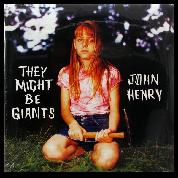 John Henry Double LP Vinyl